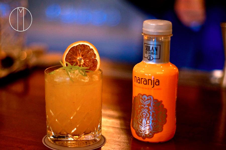 Solán Naranja - Oscar Molina - Dry 1862
